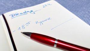 Flexible Termine für Berufstätige in der Hypnosepraxis Dresden-Pieschen